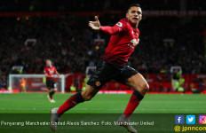 Alexis Jadi Pahlawan MU, Mourinho: Dia Pekerja Keras - JPNN.com