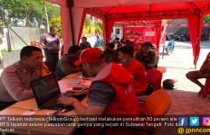 PascaGempa Sulteng, 80 % Site BTS Telkom Group Sudah Pulih - JPNN.com