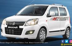 Suzuki Wagon R Limited Edition Lebih Bergaya - JPNN.com
