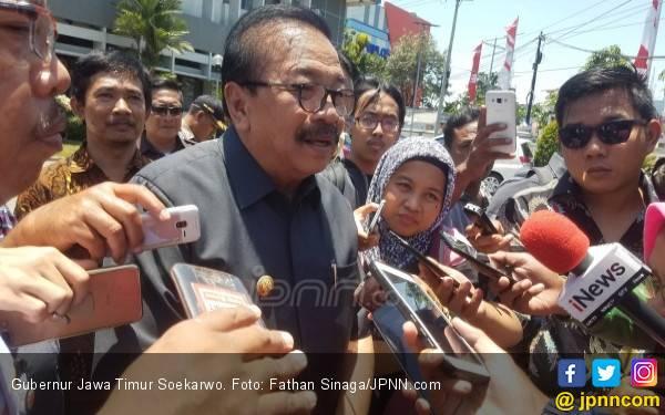 Pakde Karwo Pamitan pada Seluruh Jajaran Pemprov Jatim - JPNN.com
