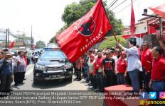 Bu Mega Lepas Pengiriman 60 Ton Bantuan PDIP untuk Sulteng - JPNN.com