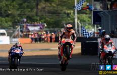 Selangkah Lagi Marc Marquez Juara Dunia - JPNN.com