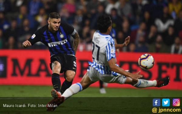 Berita Terkini soal Masa Depan Bintang Inter Milan Mauro Icardi - JPNN.com
