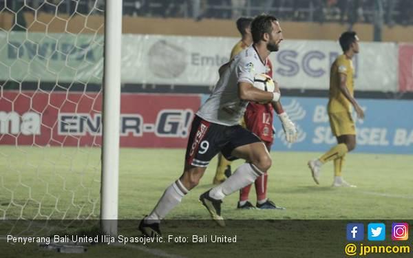 Diincar dengan Klub Thailand, Ilija Spasojevic Punya Sikap Tegas - JPNN.com