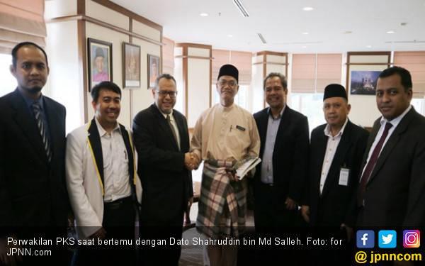 Timbalan Menteri di Malaysia Respek Perjuangan PKS di 2019 - JPNN.com