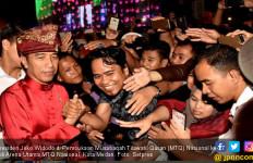 Jokowi: Alquran Harus Jadi Suntikan Energi untuk Umat Islam - JPNN.com