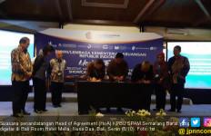 Proyek KPBU SPAM Semarang Barat Mulai Beroperasi 2021 - JPNN.com