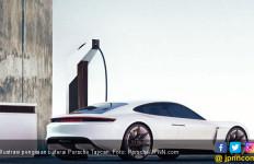 Porsche Bersiap Kalahkan Tesla dalam Hal Ini - JPNN.com