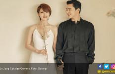 Akhirnya, Jo Jung Suk dan Gummy Ikat Janji Suci - JPNN.com
