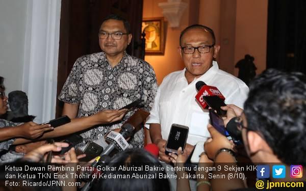 Golkar Berupaya Memenangkan Caleg dan Jokowi - Ma'ruf - JPNN.com