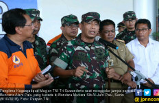 Panglima Kogasgabpad Imbau Warga Kembali ke Sulawesi Tengah - JPNN.com