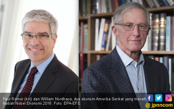 Dua Ekonom AS Jadi Nobelis, Apa Prestasi Mereka? - JPNN.com