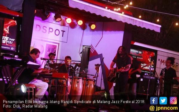 Ello Bikin Penonton Malang Jazz Festival 2018 Histeris - JPNN.com