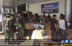 300 Prajurit TNI Bantu Distribusi Logistik di Sulteng - JPNN.com