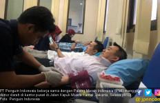 Gandeng PMI, Penguin Indonesia Gelar Donor Darah - JPNN.com