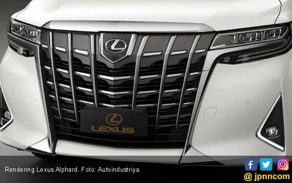 Apa Jadinya Jika Alphard Mendapat Lambang Lexus? - JPNN.com