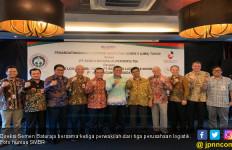 Semen Baturaja Gandeng Tiga Perusahaan Logistik - JPNN.com
