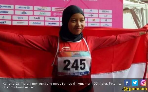 Setelah Asian Para Games, Evi Incar Paralimpiade Tokyo 2020 - JPNN.com
