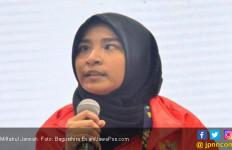 Hadiah Umrah dari Fraksi PKS DPR untuk Miftahul Jannah - JPNN.com