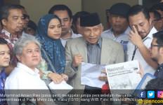 Pemeriksaan Amien Rais Cs Bisa Jadi Untungkan Prabowo-Sandi - JPNN.com