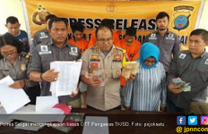 Oknum Pengawas TK/SD Kena OTT Tim Saber Pungli Polres Sergai - JPNN.com