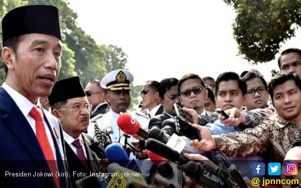 Dari Jateng, Jokowi Langsung ke Lampung - JPNN.com