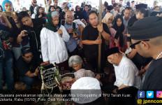 Indro Warkop Ucapkan Terima Kasih Pada Jokowi - JPNN.com