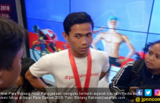 Jendi Panggabean Sumbang Medali Emas ke-24 untuk Indonesia - JPNN.com