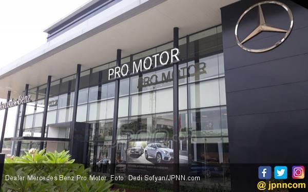 Mercedes Benz Indonesia Resmikan 2 Dealer Baru Sekaligus - JPNN.com