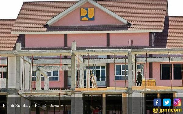 Jumlah Flat di Surabaya Bertambah - JPNN.com
