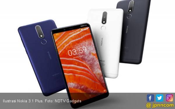 Nokia 3.1 Plus Perkuat Segmen Ponsel Terjangkau - JPNN.com