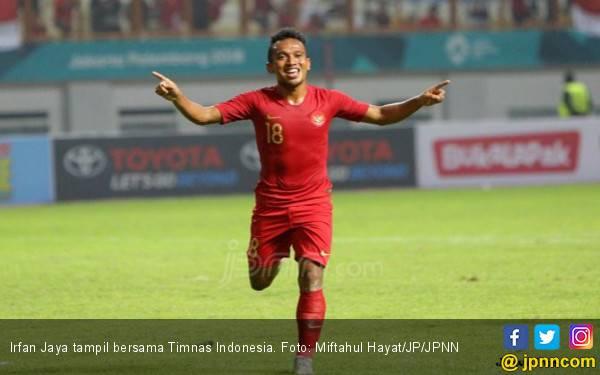 Jamu Borneo FC, Persebaya Ingin Tarik Irfan Jaya dari Timnas - JPNN.com