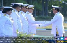 78 Pati TNI AL Mengikuti Tradisi Wisuda Purna Wira 2018 - JPNN.com