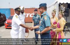 Tiga Kapal Perang India Berlabuh di Pelabuhan Jakarta - JPNN.com