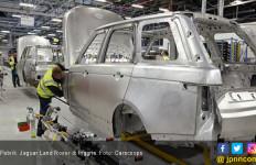 Gara-Gara Brexit, Jaguar Land Lover Hentikan Produksi - JPNN.com