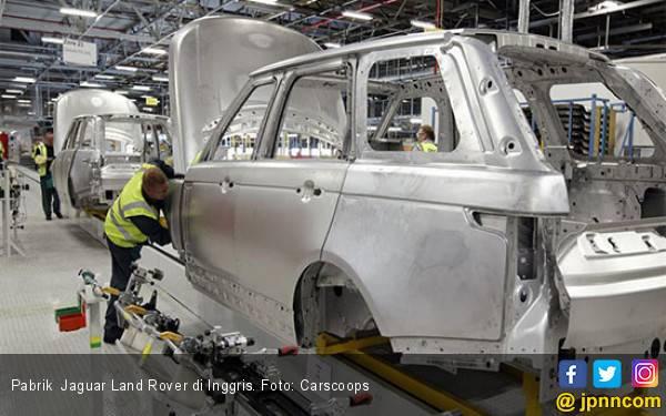 Penjualan Anjlok, Jaguar akan Tutup Pabrik Sementara - JPNN.com
