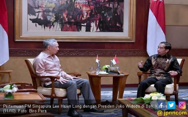 PM Lee Yakin Jokowi Bisa Cepat Pulihkan Sulteng - JPNN.com