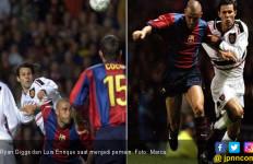 Wales Vs Spanyol: Reuni Ryan Giggs dan Luis Enrique - JPNN.com