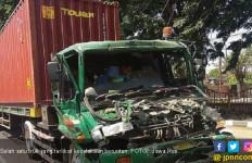 Kecelakaan Beruntun karena Rem Blong - JPNN.com