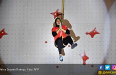 Dua Atlet Panjat Tebing Kawinkan Emas di Tiongkok - JPNN.com