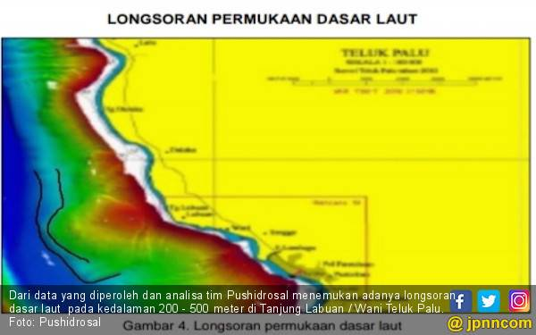 KRI Spica 934 Temukan Longsoran Dasar Laut di Teluk Palu - JPNN.com