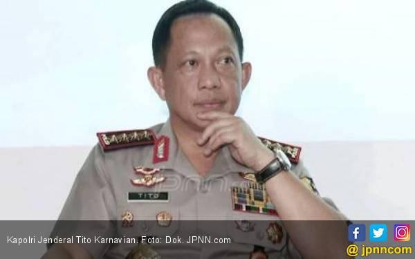 Polri Butuh Penyegaran, Kapolri Rombak Jabatan Pati dan Kapolda - JPNN.com