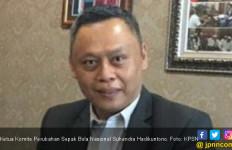 Ketua KPSN Lega Tersangka Mafia Bola Tertangkap - JPNN.com