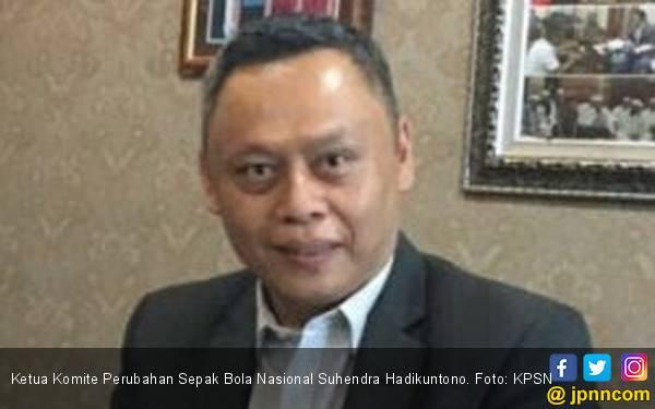 Ketua KPSN Tolak Duduk di Kursi VIP Pembukaan Piala Presiden 2019 - JPNN.com