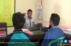 Pelaku Illegal Logging Terciduk Dalam Hutan Lindung - JPNN.com