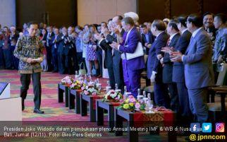 Seruan Kebaikan di Pidato 'Game of Thrones' Presiden Jokowi