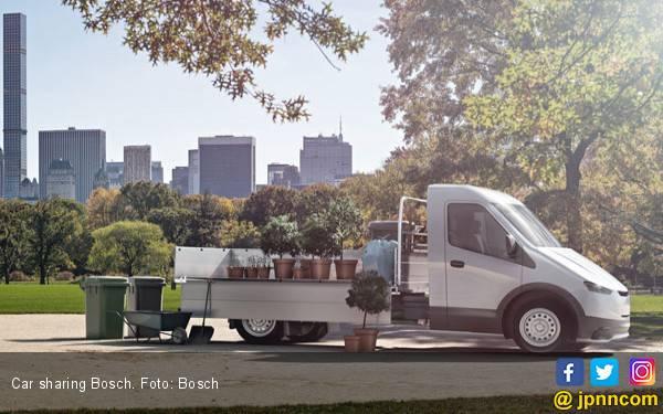 Bosch Garap Pasar Layanan Jasa Lewat Car Sharing - JPNN.com