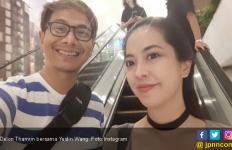 Yeslin Wang Lega Bisa Bercerai dari Delon - JPNN.com