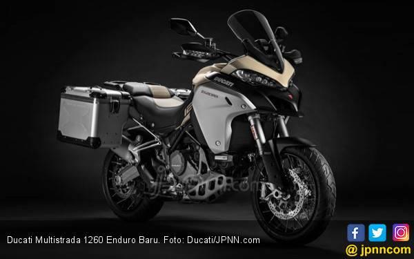 Ducati Multistrada 1260 Enduro Baru Dirancang Lebih Buas - JPNN.com