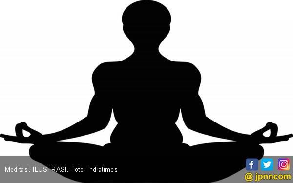 Jangan Sepelekan Manfaat Meditasi di Kantor - JPNN.com